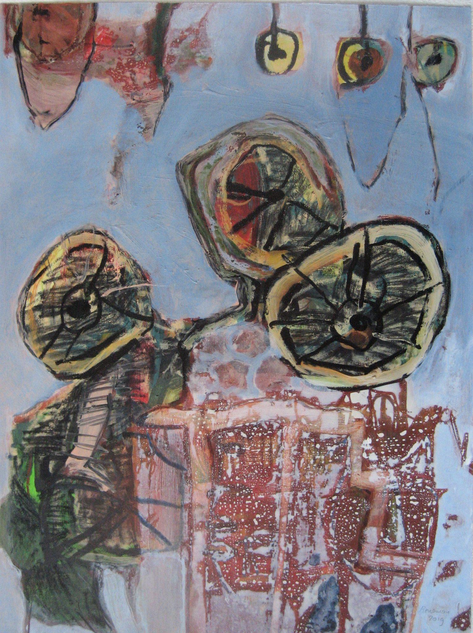 Verdronken fietsen
